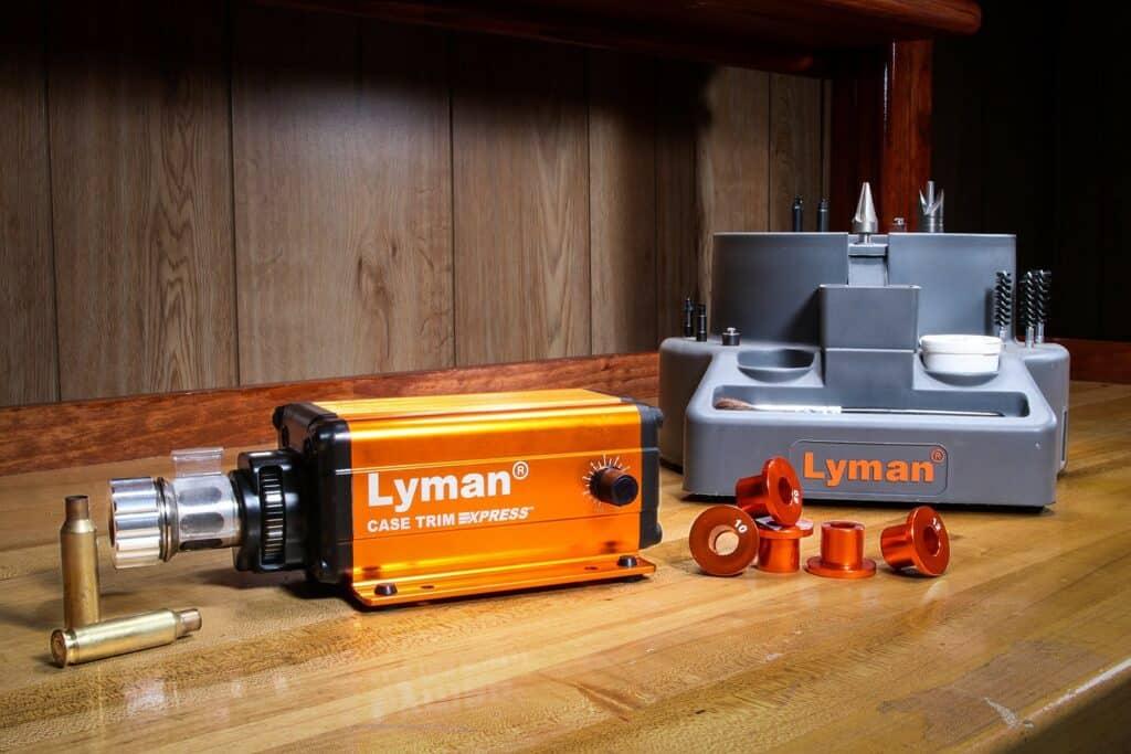 Lyman Case Prep Xpress and Case Trim Xpress