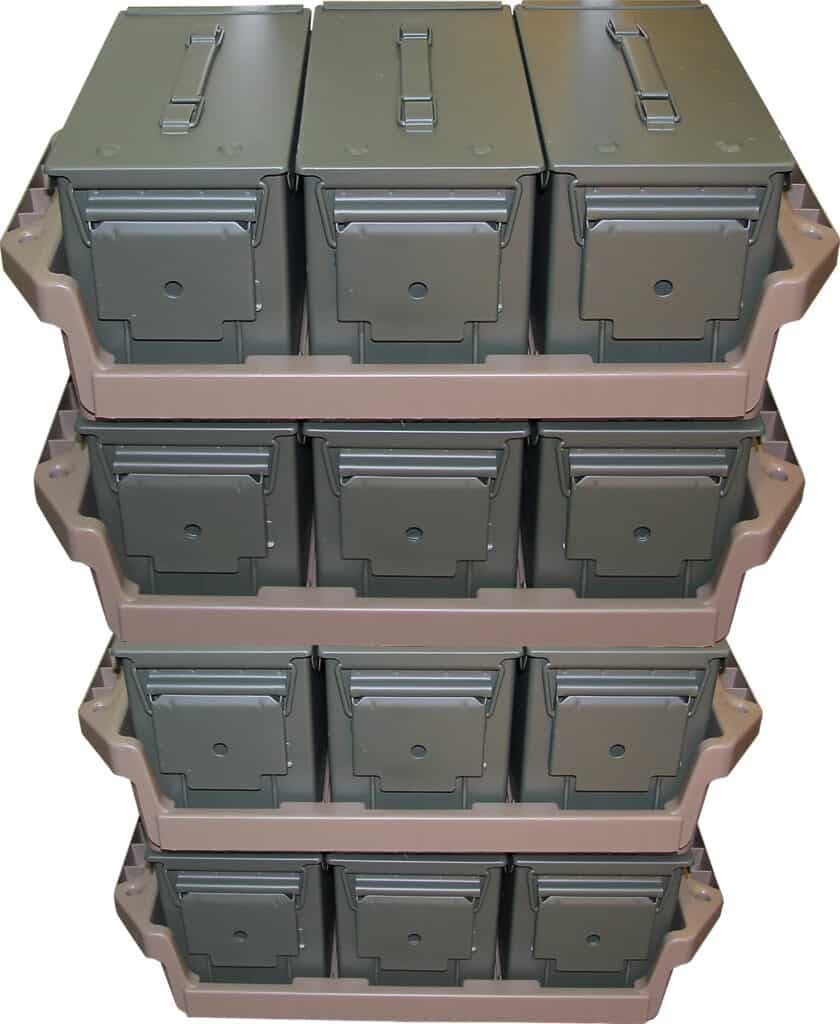 MTM Metal Ammo Can Tray