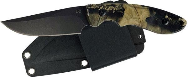 Mossy Oak Patterned Knives