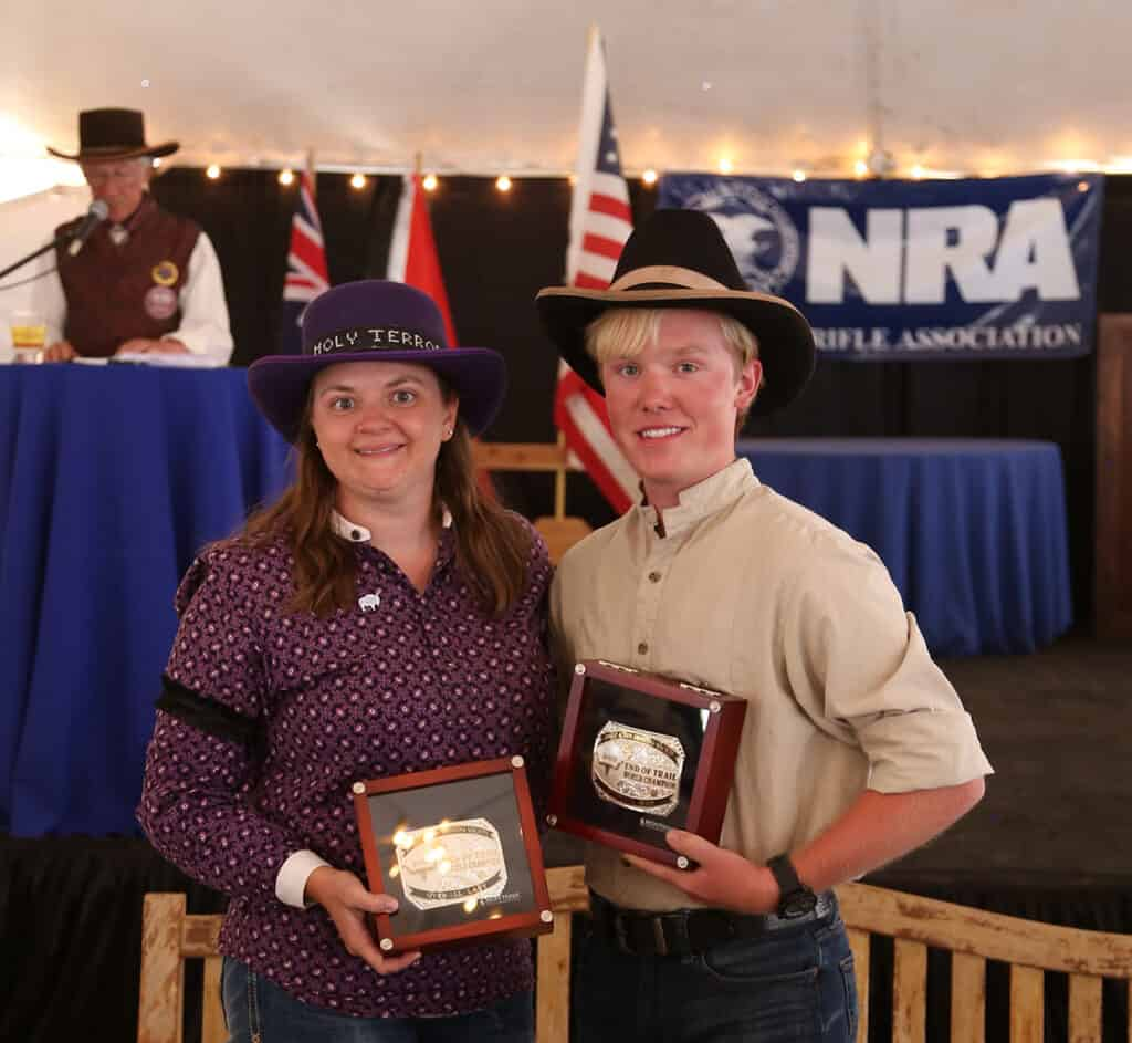 NRA End of Trail World Championship