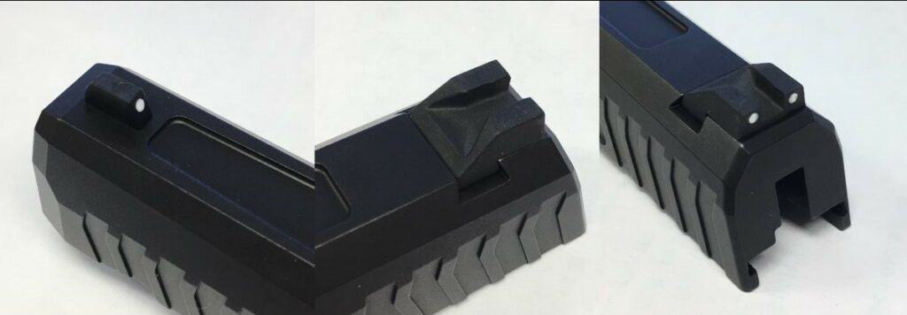 Naroh N1 Front and Rear Sights