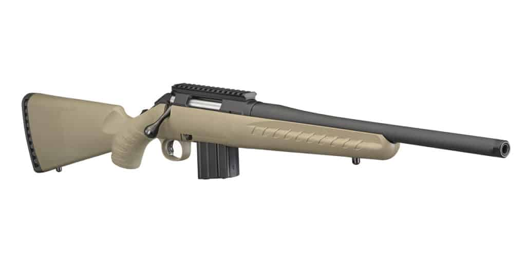Ruger American Ranch Rifle in 350 Legend - Standard
