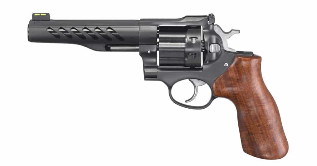Ruger Custom Shop Super GP100 Competition Revolver - 5065