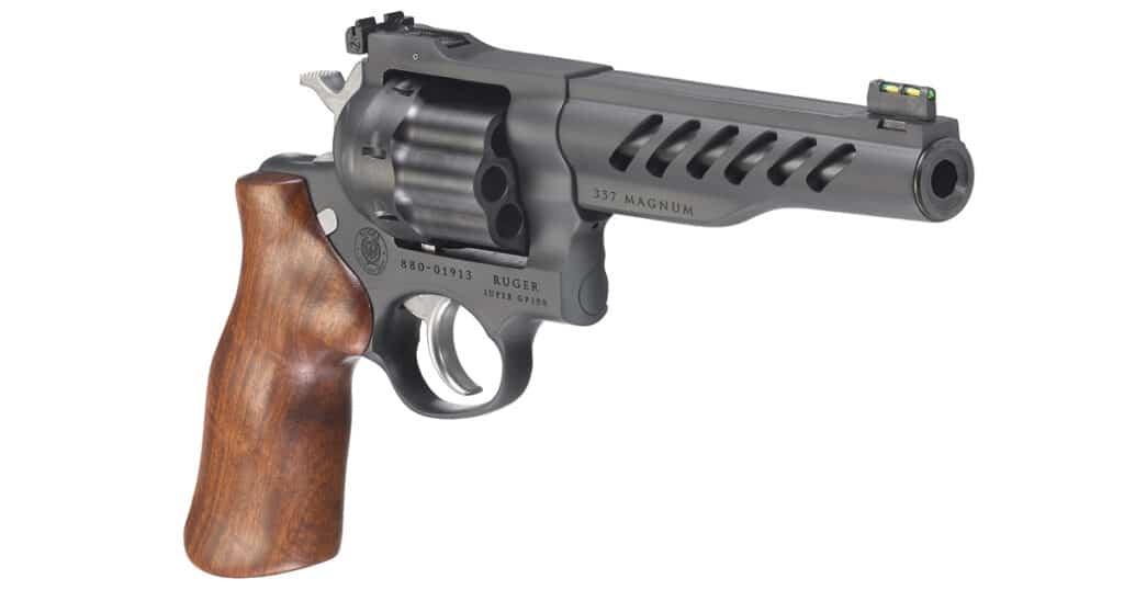 Ruger Custom Shop Super GP100 Competition Revolver