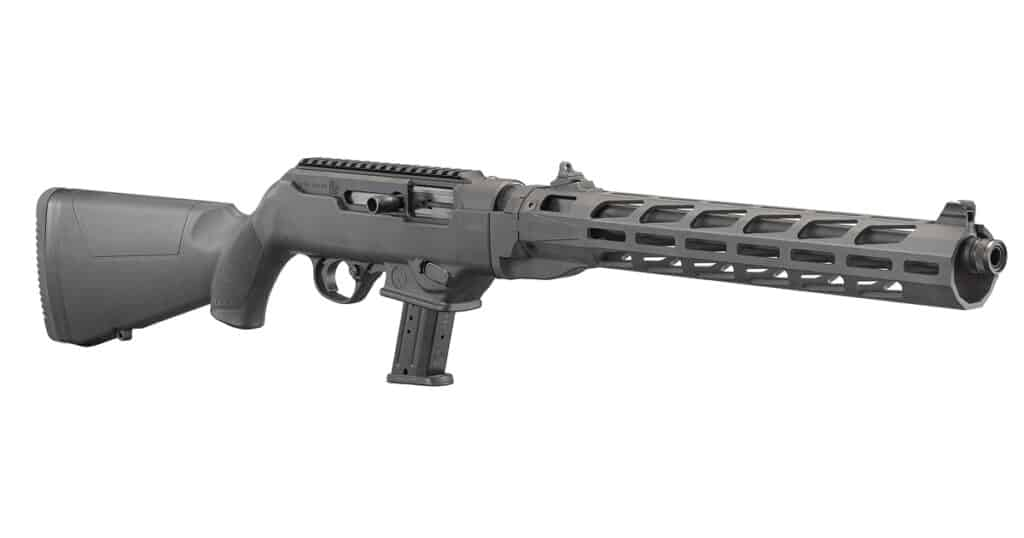 Ruger PC Carbine 9mm with Free-Float Handguard