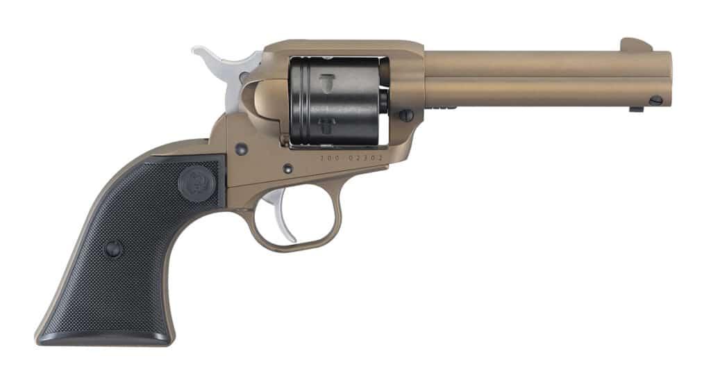 Ruger Wrangler Single-Action Revolver in 22LR (2004)
