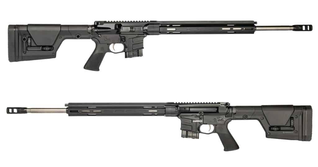 Savage MSR 15 Long Range