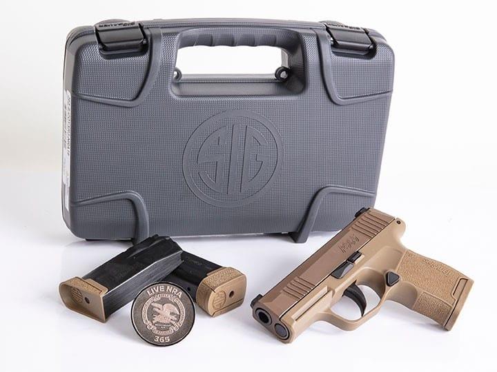 Sig Sauer NRA P365 Micro-Compact Pistol