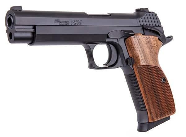 Sig Sauer P210 Standard Pistol
