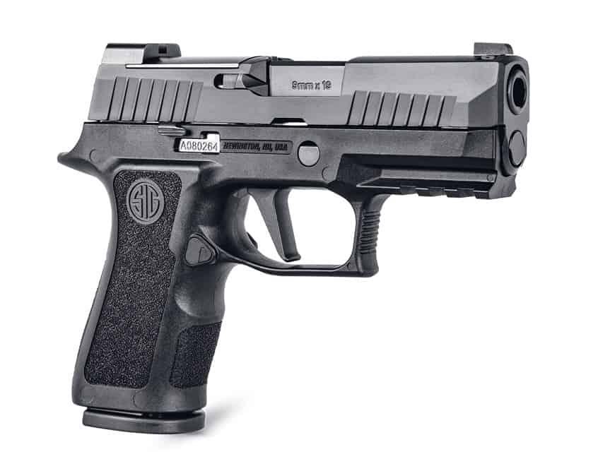 Sig Sauer P320 XCOMPACT Optic Ready 9mm Pistol