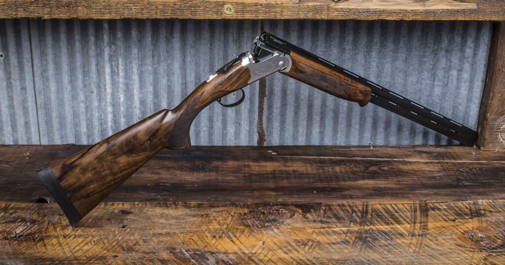 Stevens 555E Over-and-Under 16-Gauge Shotgun