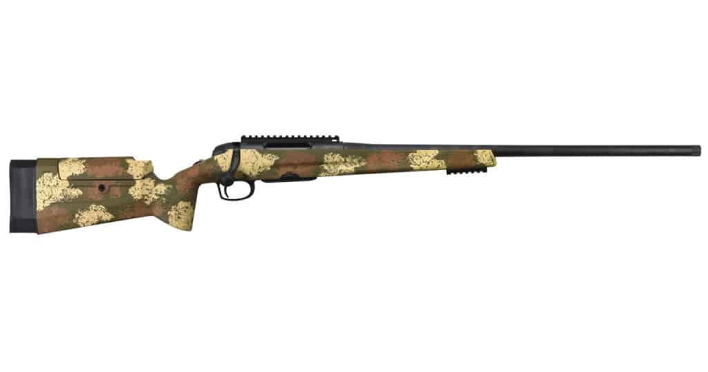 Steyr THB Manners Rifle with Manners Tactical Stock