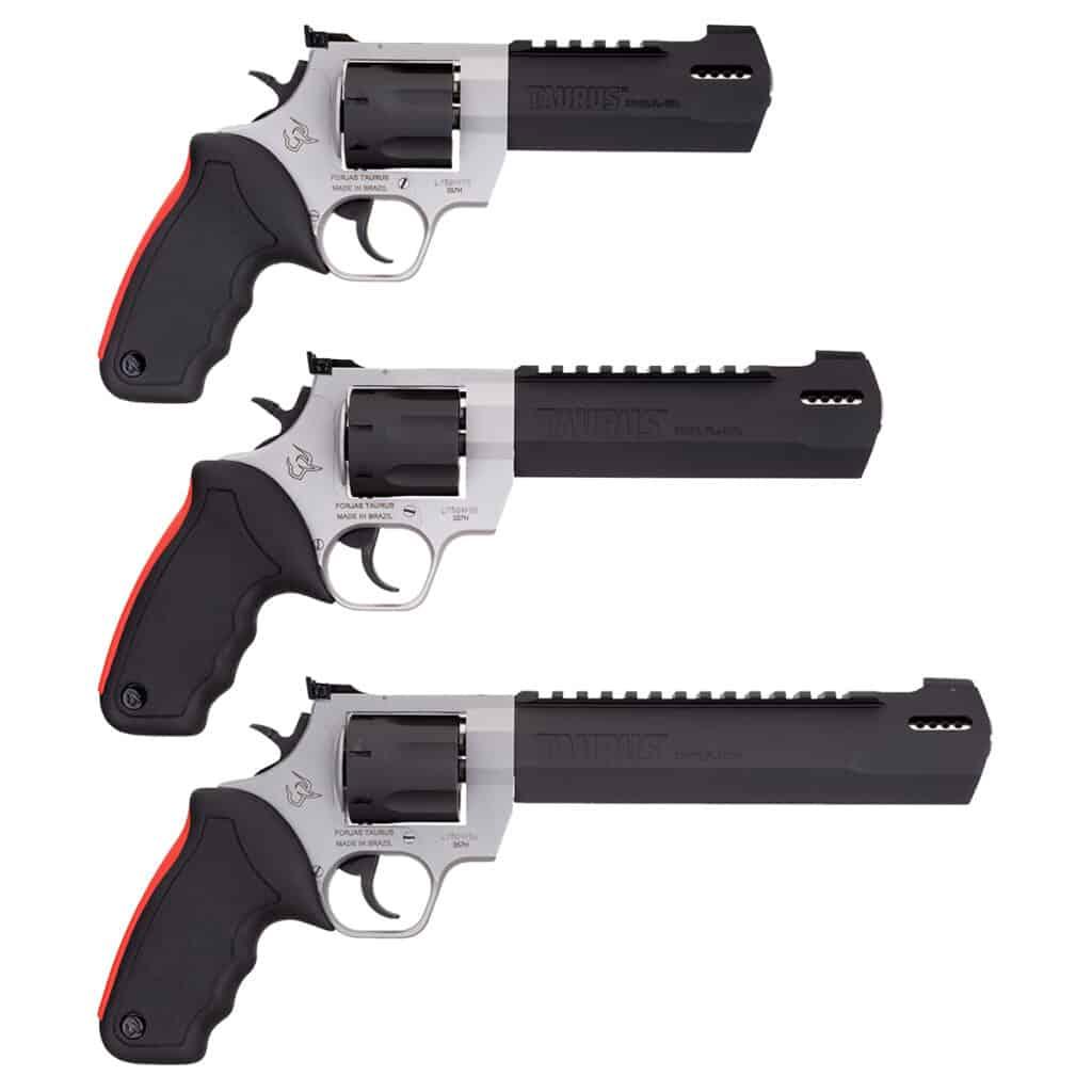 Taurus Raging Hunter Revolver in 357 Magnum & 44 Magnum