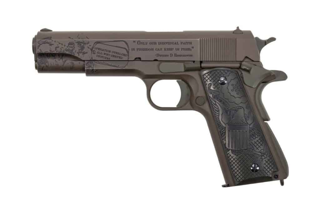 Thompson Auto-Ordnance D-Day Series - The General 1911