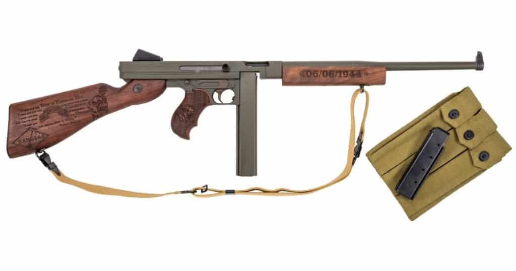 Thompson Auto-Ordnance D-Day Series - The Ranger Thompson