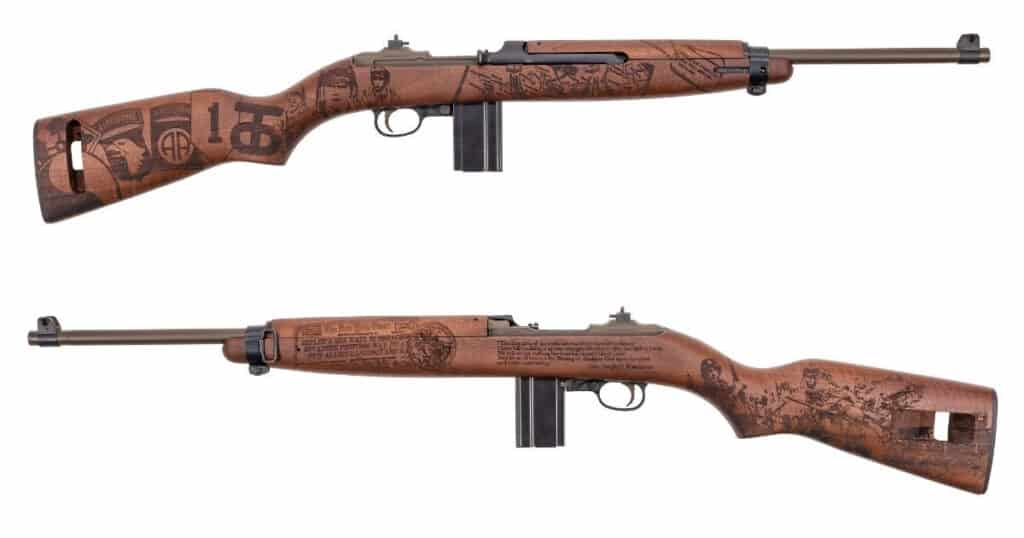 Thompson Auto-Ordnance D-Day Series - The Soldier M1 Carbine