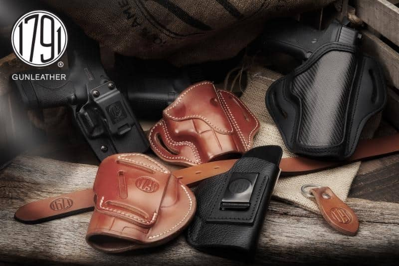 1791 Gunleather Holsters