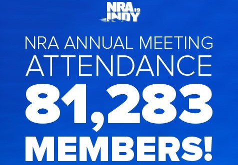 2019 NRA Annual Meetings - Indianapolis