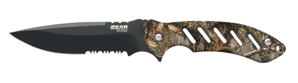 Bear Edge Camping Knife