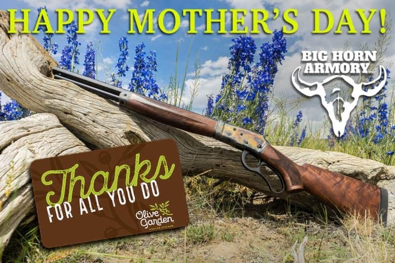 Big Horn Armory Mother's Day
