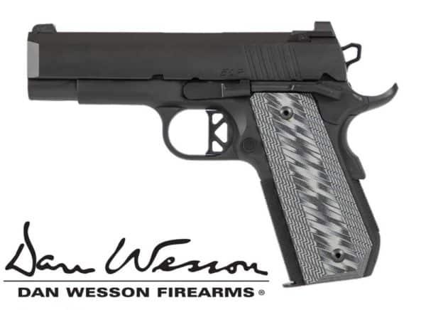 Dan Wesson Enhanced Compact Pistol