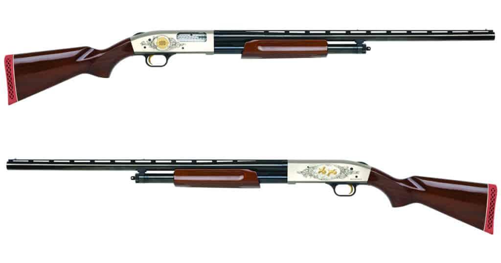 Mossberg 500 Centennial Limited Edition Shotgun