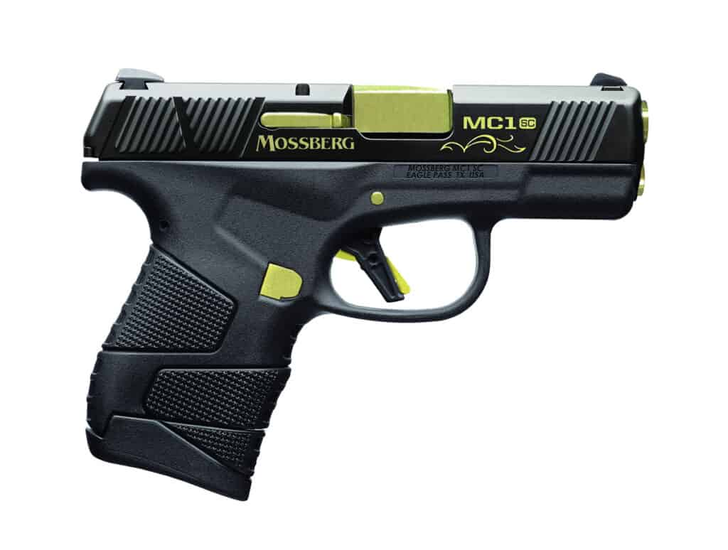 Mossberg MC1sc Centennial Handgun Limited Edition - 89005