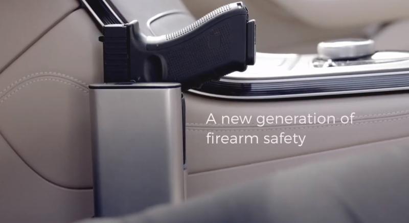 Vara Safety Childproof Handgun Safe