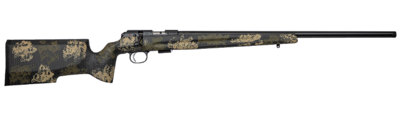 CZ 457 Varmint Precision Trainer Suppressor-Ready