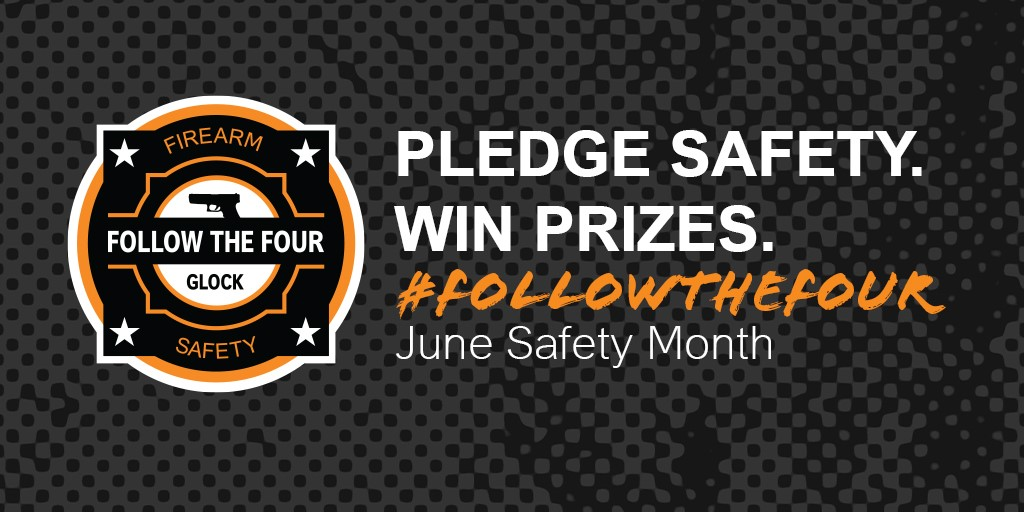 Glock Safety Pledge Campaign