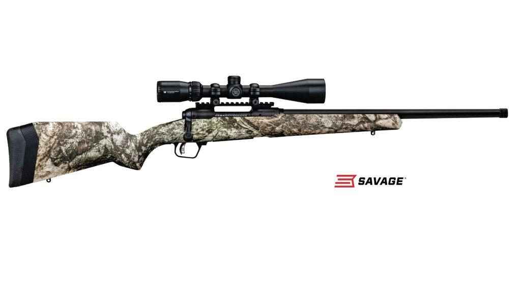 Savage Arms 100 Apex Predator XP