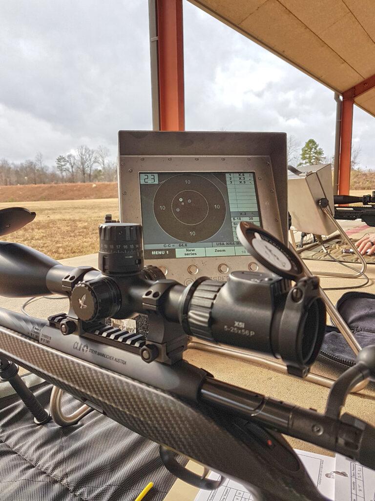 Steyr Arms USA Range Day