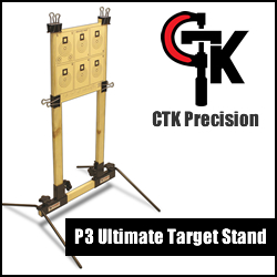 CTK Precision Target Stand
