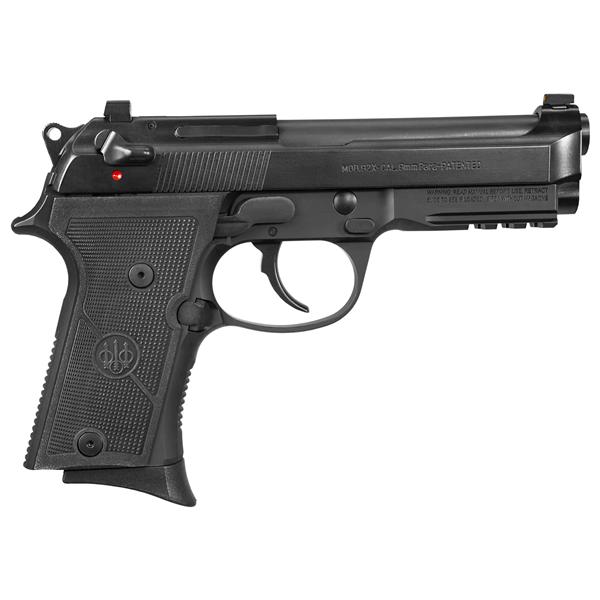 Beretta 92X Compact with Rail