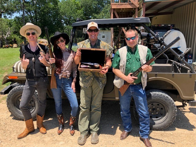 Cimarron Firearms Ted Nugent