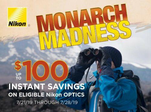 Nikon MONARCH Madness