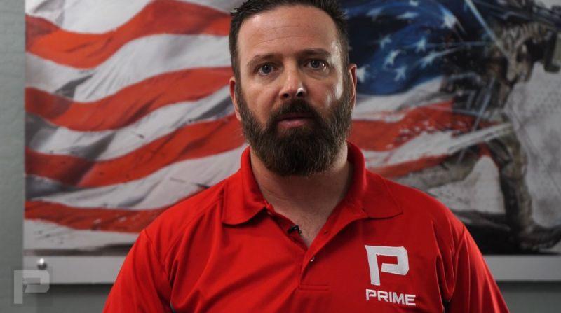PRIME Ammunition Jim OShaughnessy