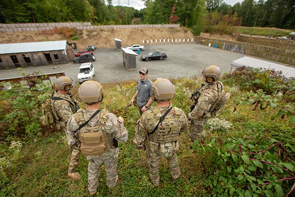 Sig Sauer Academy Training Courses