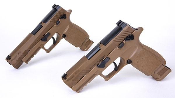 Sig Sauer Modular Handgun System