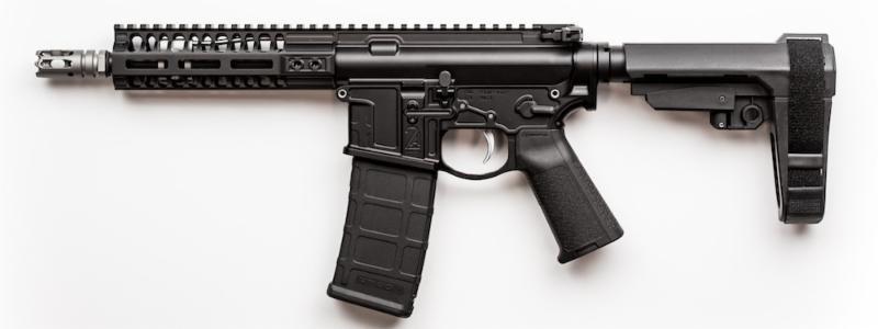 2A Armament Balios Lite GEN 2 Pistol