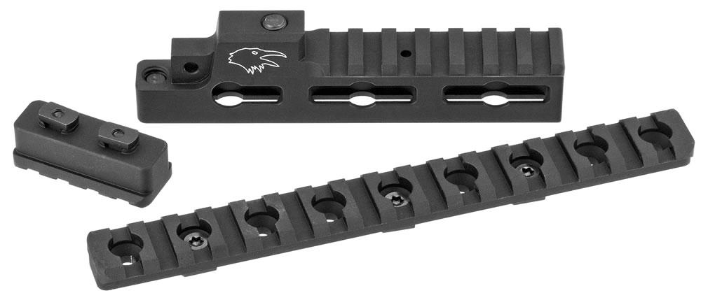 Corvus Defensio M-LOK Forward Accessory Rail for Steyr AUG
