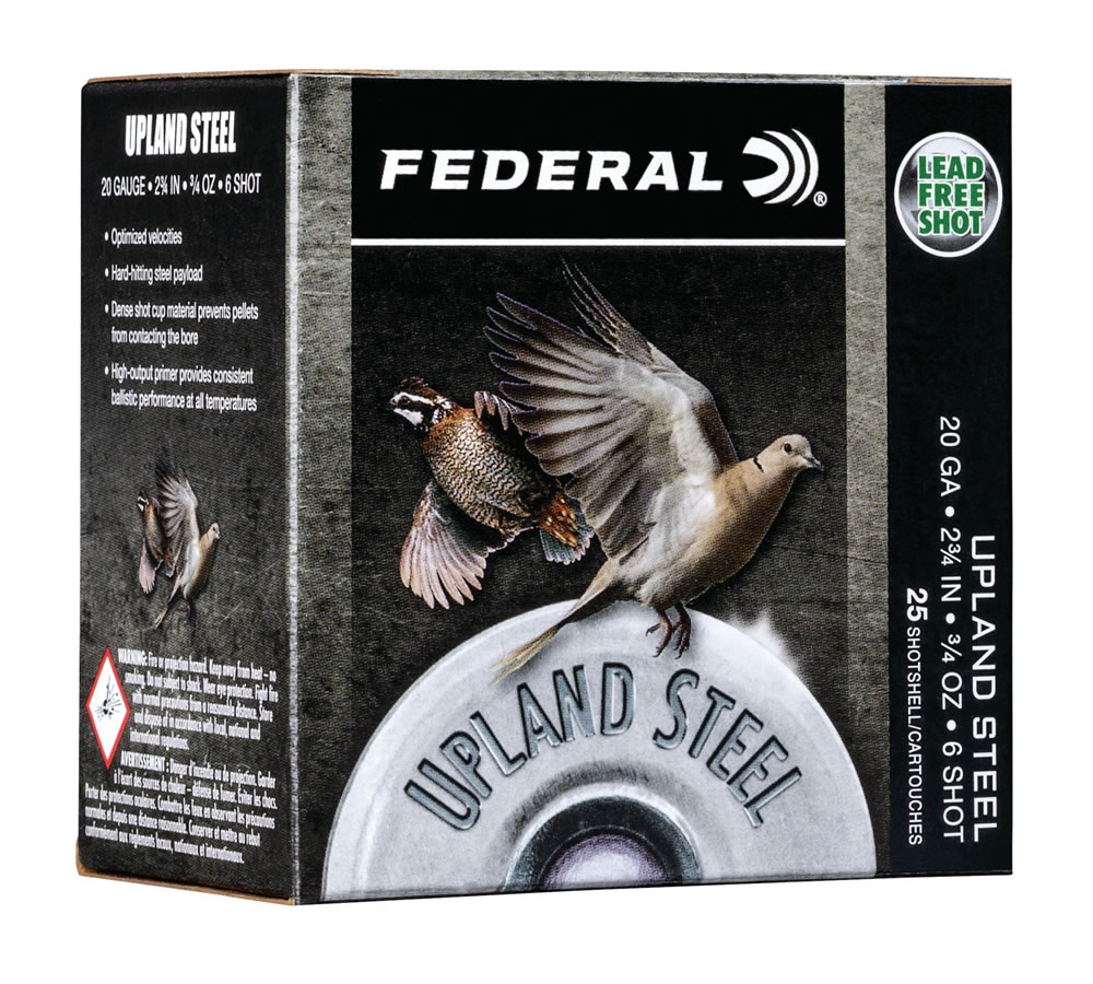 Federal Upland Steel 20 Gauge
