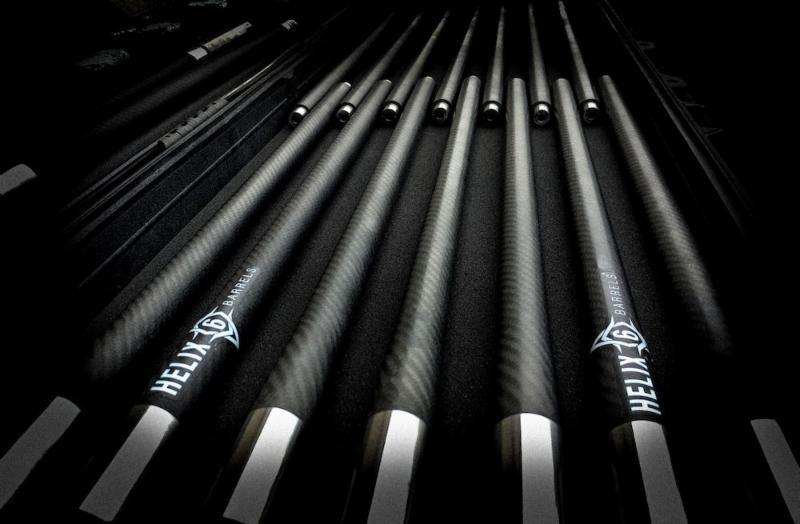Helix 6 Carbon Fiber Barrels