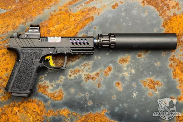Holosun Optic on Pistol