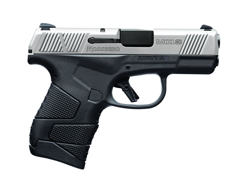 Mossberg MC1sc Stainless Two-Tone - 89006