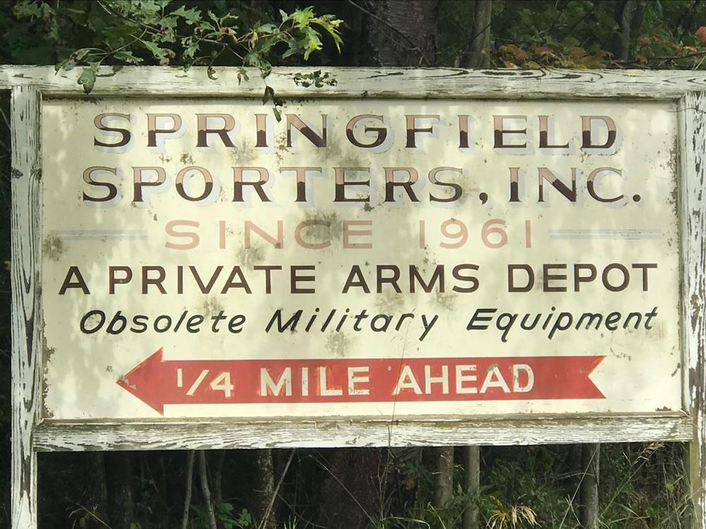 Springfield Sporters