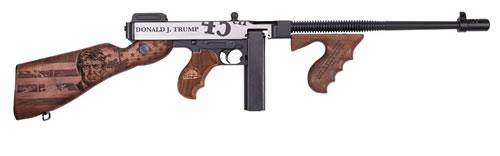 Trump Thompson with Stick Magazine