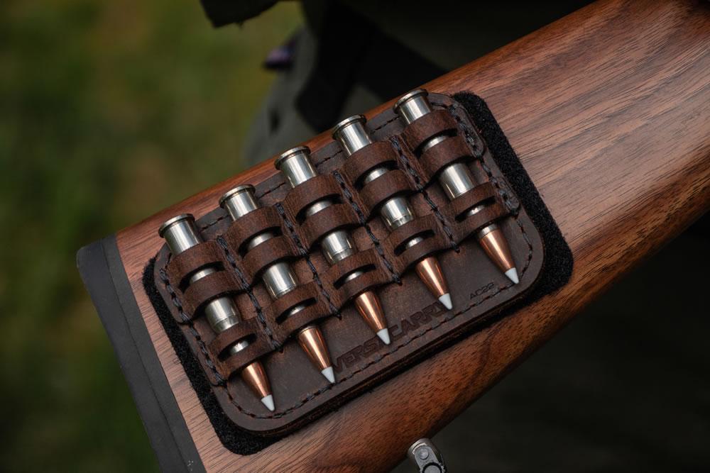 Versacarry Ammo Caddy on Rifle