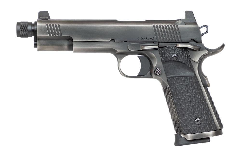 Dan Wesson Wraith Suppressor Ready 1911 Pistol