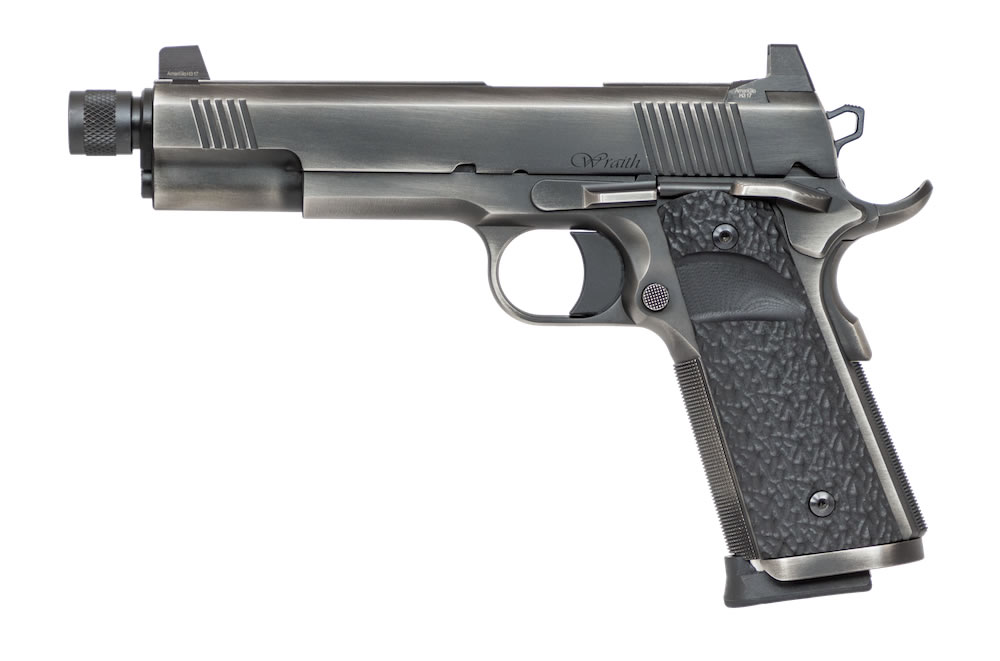 Dan Wesson Wraith Suppressor Ready 1911 Pistol